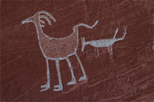 Rock Art of the Southwest: Photography of Anasazi Pictographs and ...